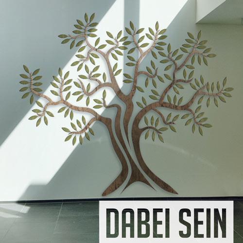 Spendenbaum - Dabeisein